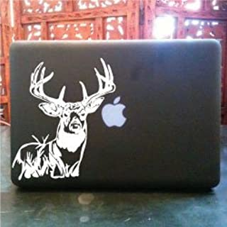 Deer hunting vinyl decal small © 2013 Laced Up Decals LLC