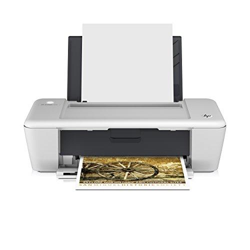 HP Deskjet 1010 Tintenstrahldrucker (Drucken, 600 x 600 dpi, USB) grau