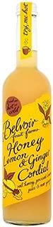 Belvoir Honey, Lemon & Ginger Cordial 500ml