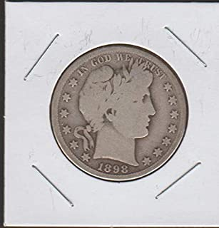 1898 liberty head