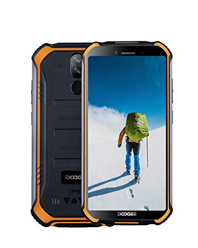 DOOGEE S40 Movil Libres Resistente 4G Telefonos, IP68 Antigolpes Impermeable...