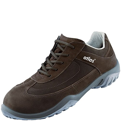 Atlas Sneaker SN 10 Brown ENISO 20345 S2 (39, braun)