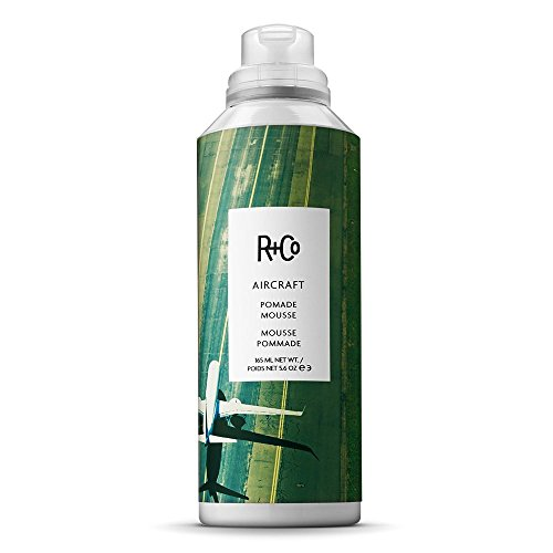 R+Co Aircraft Pomade Mousse, 5.6 Oz