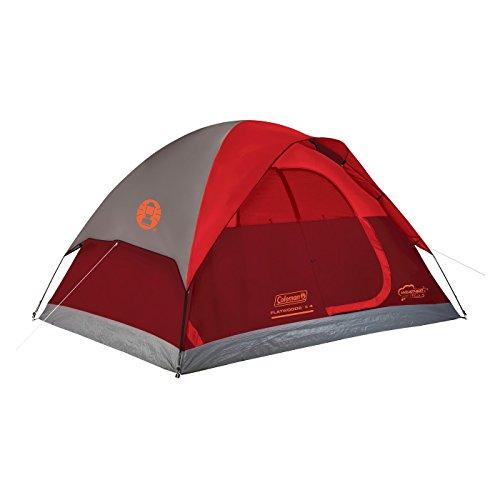 Coleman Flatwoods Tent 4P TGT C002