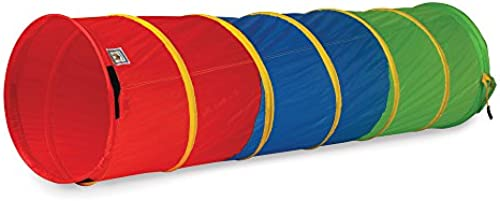 Pacific Play Tents 6' Find Me Multi Farbe Tunnel