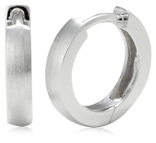 MTS Creole, 925 Sterling-Silber, rhodiniert mattiert  Nr. HS00016