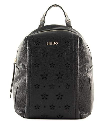 LIU JO Manhattan Backpack M Nero