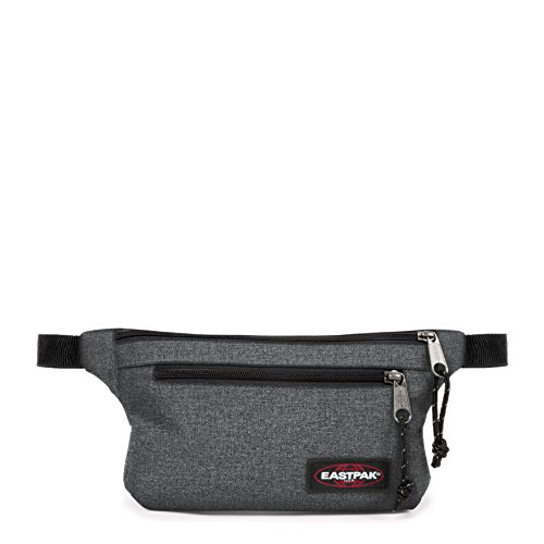 Eastpak Talky Riñonera, 23 cm, 2 L, Gris (Black Denim)