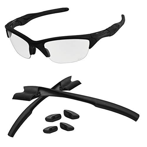 AOZAN Kit de calcetines de repuesto compatible con gafas de sol Oakley Half Jacket 2.0/Half Jacket 2.0 XL