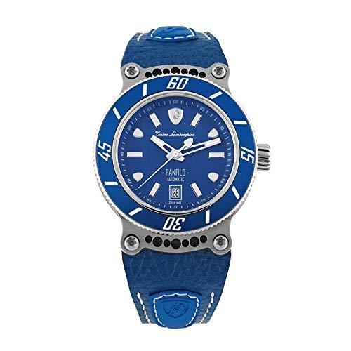 Tonino Lamborghini Reloj automático Panfilo TLF-T03-2 azul