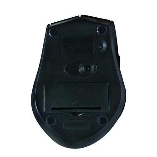 LogiLink ID0032A Lasermaus 5 Tasten, 1600dpi und Stromsparmodus schwarz