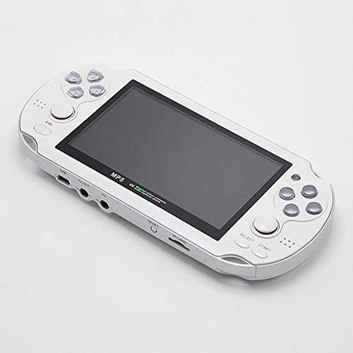 4.3 Inch PSP Handheld Game Console Dual Rocker Ingebouwde Honderd Games Ondersteuning Foto Kan spelen Mp4mp5 E-Book Game Downloaden