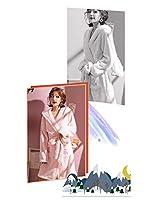 ホームライフ冬のレディースローブコーラルベルベットパジャマフランネル漫画フード付きバスローブミディアムとロングホームサービス快適(サイズ:L)