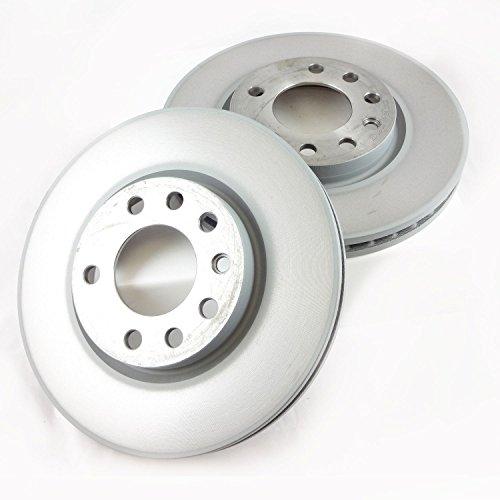 véritable pour Vauxhall Corsa D 1.7 CDTi (à partir de 2006) Disques de frein avant – 93188919