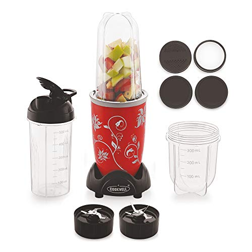 Cookwell Powerful Bullet Mixer Grinder Blender