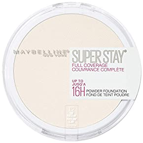 Maybelline Super Stay Full Coverage Powder Foundation Makeup