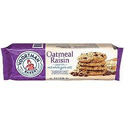 Voortman Bakery Oatmeal Raisin Cookies, 20 Count