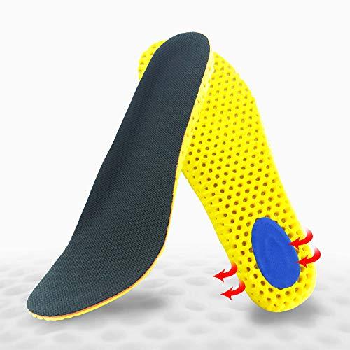Placehap - Plantillas ortopédicas de poliuretano termoplástico para zapatos, 1 par