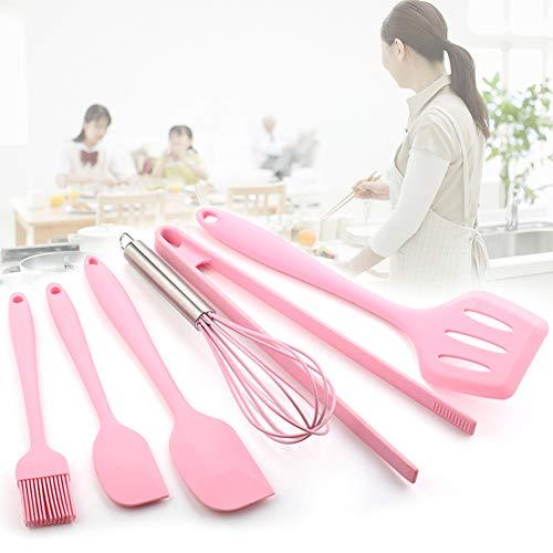 Silicone résistant à la chaleur Cuillère Fourchette Tapis Ustensile Spatule Support Cuisine Outil JD