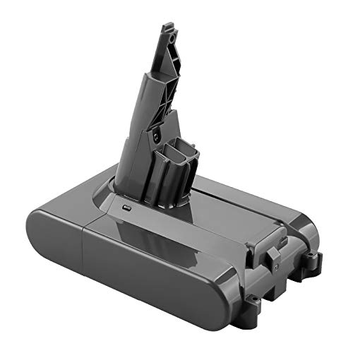 Powayup 21.6V 4000mAh Reemplazo para Dyson V7 Batería, para V7 Motorhead, para V7 Trigger, para V7 Animal, para V7 Abosolute, para V7 Fluffy etc V7 Serie de aspiradoras de Mano