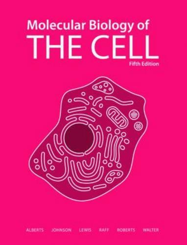 Download Molecular Biology of the Cell, 5th Edition