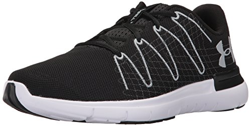 Under Armour Ua Thrill 3 Zapatillas de Running Hombre, Negro (Black 001), 41 EU (7 UK)