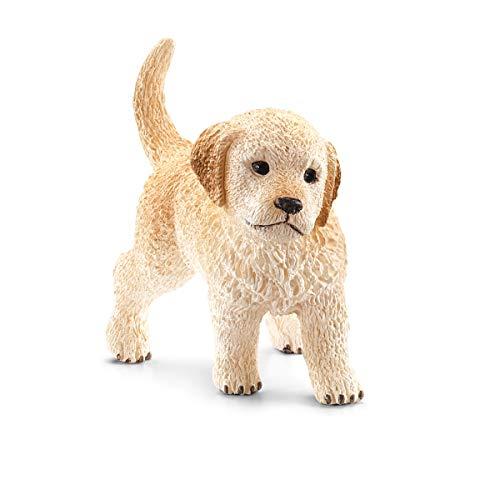 Schleich- Cachorro de Perro Golden Retriever (16396)