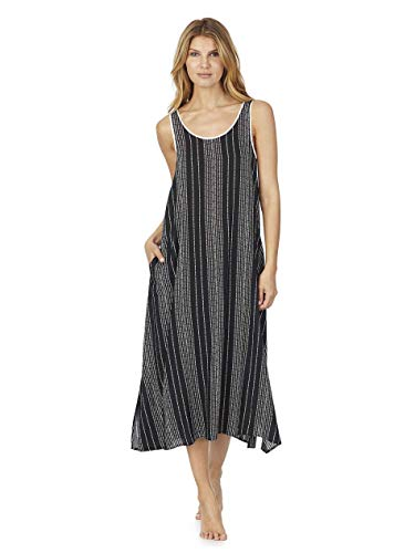 DKNY Color Theory Nachtkleid ohne Arm Damen