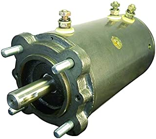 prestolite winch motor