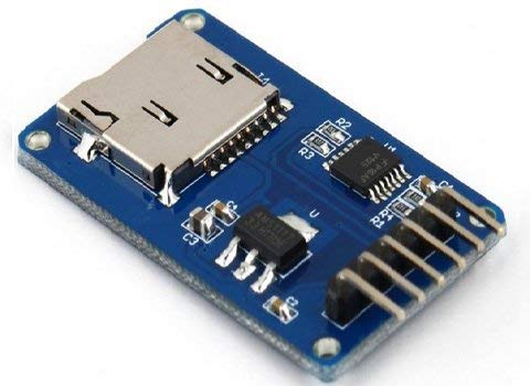 HER Micro SD Kartenleser Card Reader Arduino TF Mini Raspberry