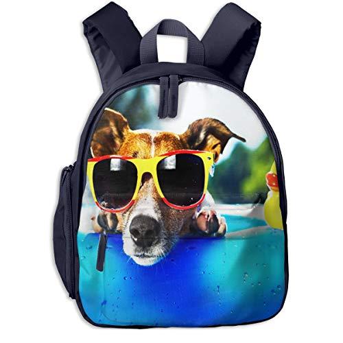 Kinderrucksack Kleinkind Jungen Mädchen Kindergartentasche Luftmatratze für Hunde Backpack Schultasche Rucksack