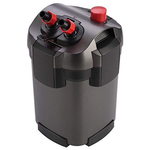 Marineland Magniflow Canister Filter for Aquariums, 160 GPH