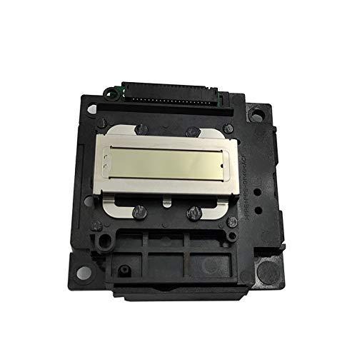 Neigei Accesorios de Impresora FA04010 FA04000 Cabezal de impresión Cabezal de impresión Compatible con Epson L132 L130 L220 L222 L310 L362 L365 L366 L455 L456 L565 L566 WF-2630 XP-332 WF2630
