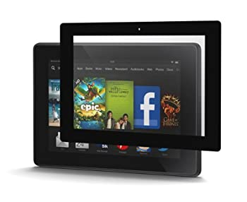 Moshi iVisor XT  HD clear  No-Bubble Screen Protector for the Kindle Fire HD 7  will only fit 3rd generation