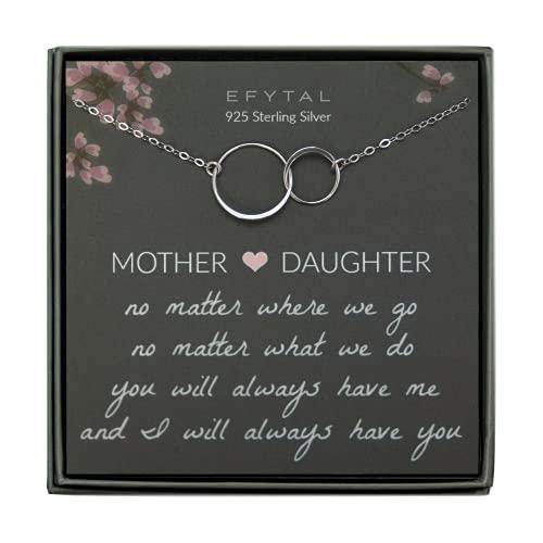 EFYTAL Necklace for your Daughter