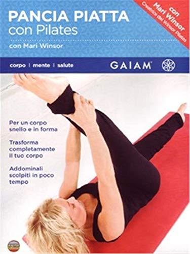 Pancia Piatta Con Pilates (Dvd+Booklet) [Italia]