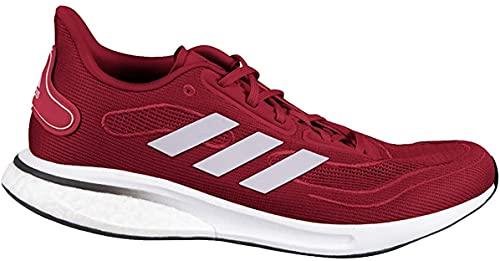 adidas Supernova Shoe - Men's Running Team Power Red/Silver Metallic/Black