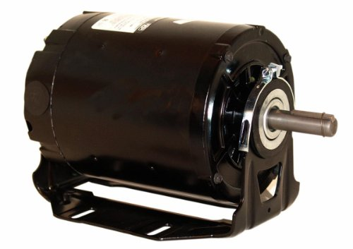 A.O. Smith GK2074 3/4 hp, 1725 RPM, 115 volts, 56 Frame, ODP, Sleeve Bearing Belt Drive Blower Motor