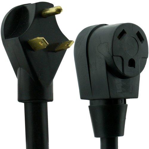 NU-CORD 94581 36-Feet 30-Amp Rv Extension Cord