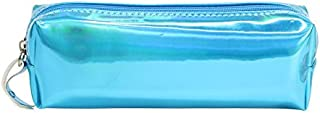 Zmond - (1Pc/Sell) Magic Dream Pencil Case Super Shiny PU Laser PencilsBags Kawaii Girl Durable Large Capacity School Supp...