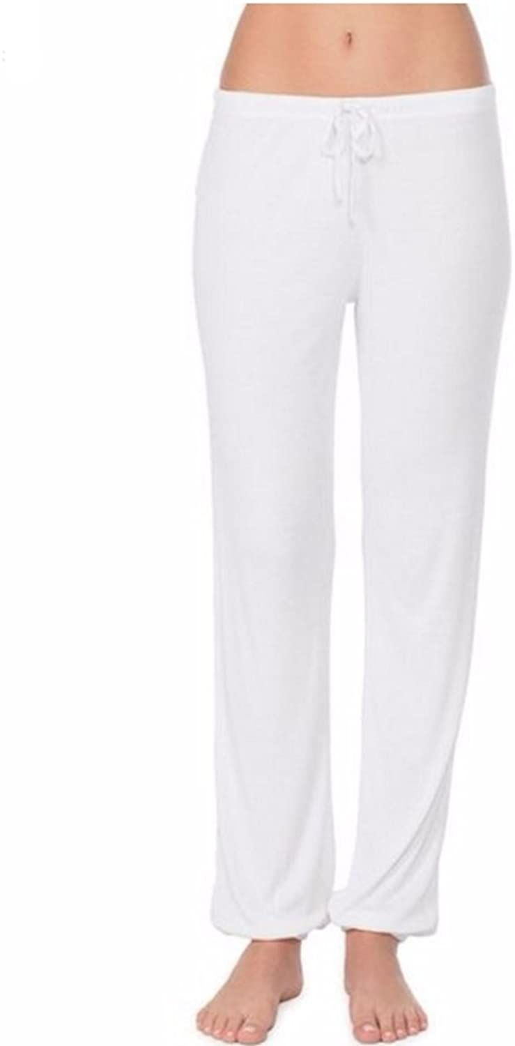 BAREFOOT DREAMS LUXE RIBBED JERSEY TRACK PANT
