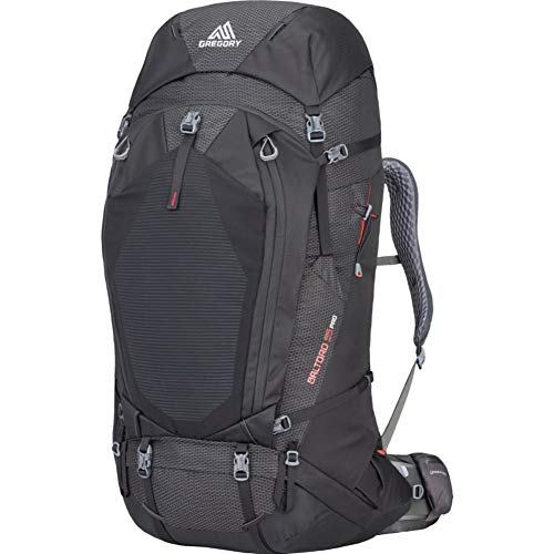 Gregory Baltoro 95 Pro Large Hiking Backpack (Volcanic Black- Medium)