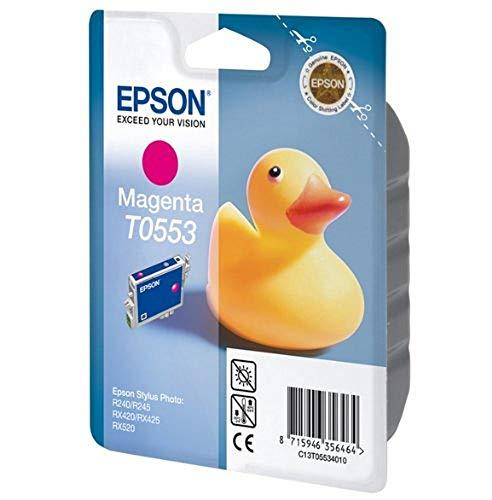Epson C13T05534010 - Cartucho de tinta, magenta