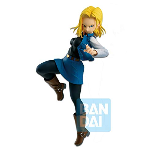 DBZ  THE ANDROID BATTLE WITH DBZ FIGHTERS  ANDROID 18
