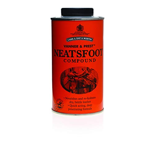 Carr und Day und Martin Neatsfoot Compound - 500 ml - Clear, Unisex, QAY0460