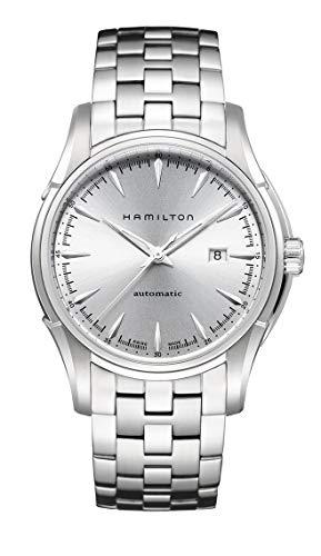 Hamilton Hamilton Jazzmaster Viewmatic Silber Zifferblatt Mens Watch H32715151