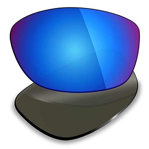 Mryok Lentes de repuesto para Arnette Hot Shot AN4182 - Opciones, Polarizado - Azul Hielo, Talla única