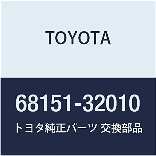 TOYOTA 68151-32010 Super beauty product Ranking TOP4 restock quality top Door Run Glass