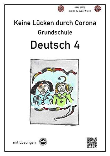 Keine Lücken durch Corona - Deutsch 4 (Grundschule)