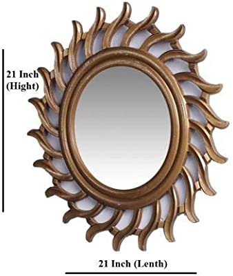 Wall Decoration Mirror/Mirror Frame/Wooden Decorative Mirror